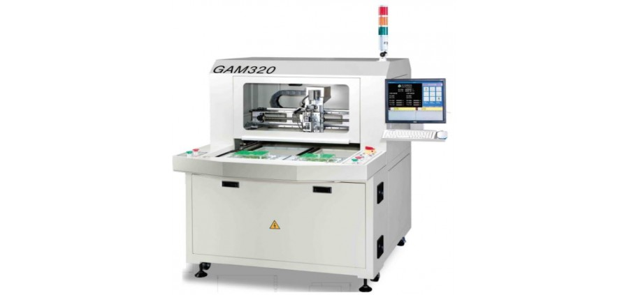 GAM 320 Vision Added Automatic PCB Separator