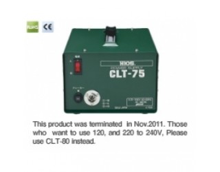 CLT-75 (For one driver)