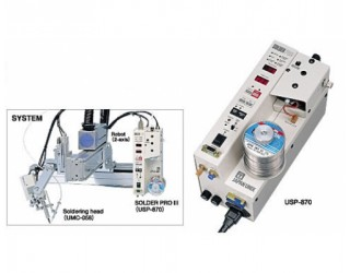Soldering Controller For Automation Line/Wire Feeder Integrated [USP-870]
