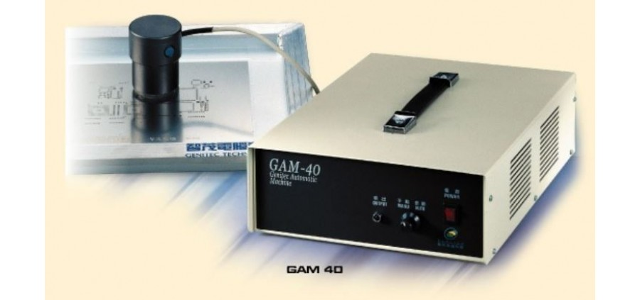 GAM40 SMT Stencil Hole Clean Machine