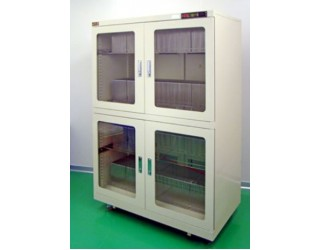 Dividers for thin film customized dry cabinet