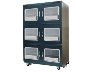 X2B-1200-6 ULTRA LOW HUMIDITY DRY CABINET / DRY BOX 1250L