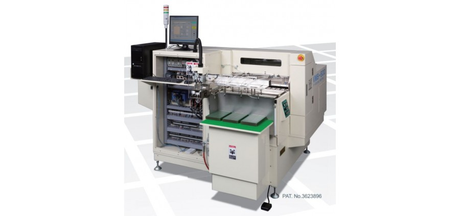 VMS-500 V-Scoring Machine