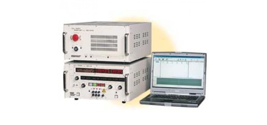 GaAs power device analyzer (GaAs-FET) DGV-J 10